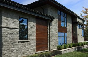 Mosa Walling in Ash Grey – Accessories in Ash Grey: Rock Face Sills