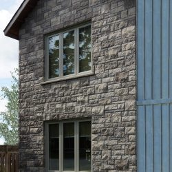 Mosa Walling, Light Grey, Ash Grey and North Cerney Colours